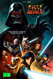 Affiche Star Wars: Rebels - Le Siège de Lothal