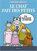 Couverture Le Chat fait des petits - Le Chat, tome 20