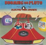 Pochette Booming on Pluto: Electro for Droids