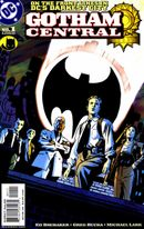 Couverture Gotham Central (2003 - 2006)