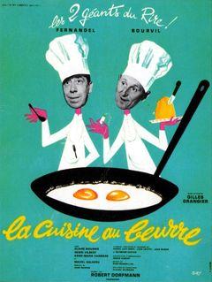Affiche La Cuisine au beurre