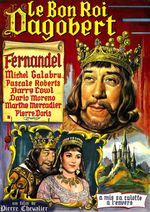 Affiche Le bon roi Dagobert