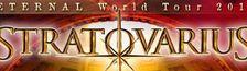 Cover [SETLIST] Stratovarius : Eternal World Tour 2015