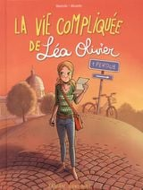 Couverture Perdue - La vie compliquée de Léa Olivier, tome 1