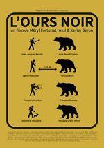 Affiche L'ours noir