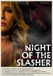Affiche Night of the Slasher