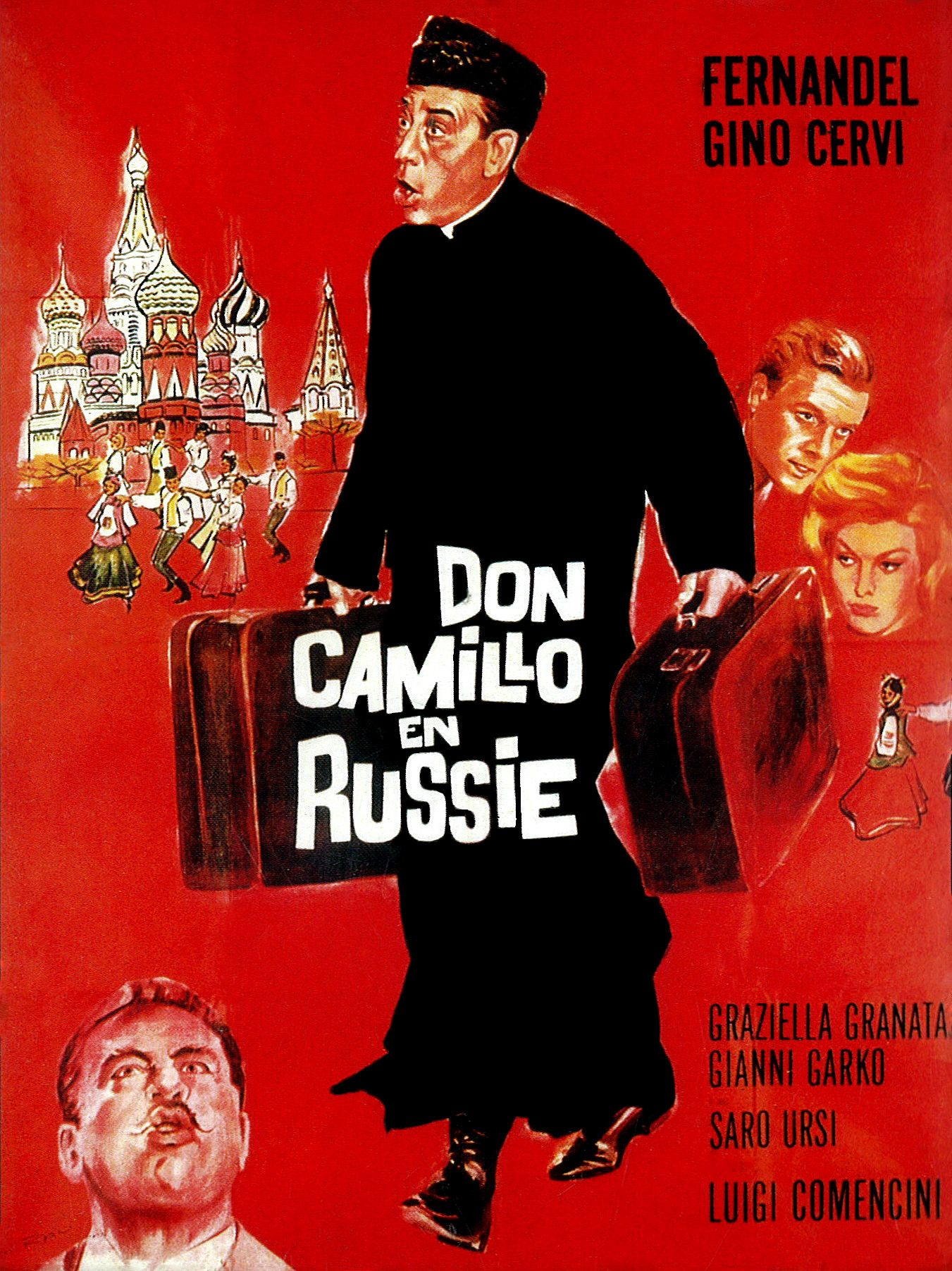 film don camillo en russie