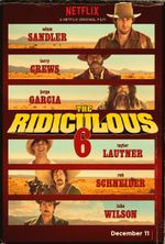 Affiche Ridiculous Six