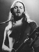 Photo David Gilmour