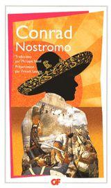 Couverture Nostromo