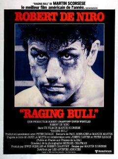 Affiche Raging Bull