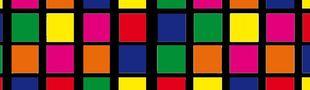 Cover Sur ces affiches les personnages principaux sont dans des carrés, des rectangles... Enfin, vous voyez quoi.