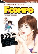 Couverture Family Compo - Deluxe, tome 10