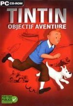 Jaquette Tintin : Objectif Aventure