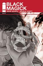 Couverture Black Magick (2015 - Present)