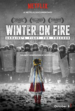 Affiche Winter on Fire