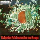 Pochette Bulgarian Folk Ensembles and Songs