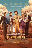Affiche Don Verdean