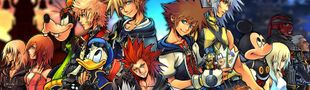 Cover Les meilleurs jeux Kingdom Hearts