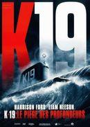Affiche K-19, le piège des profondeurs