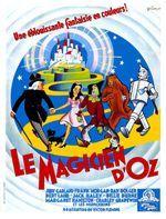 Affiche Le magicien d'Oz