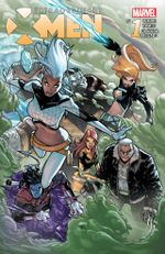 Couverture Extraordinary X-Men (2016 - Present)