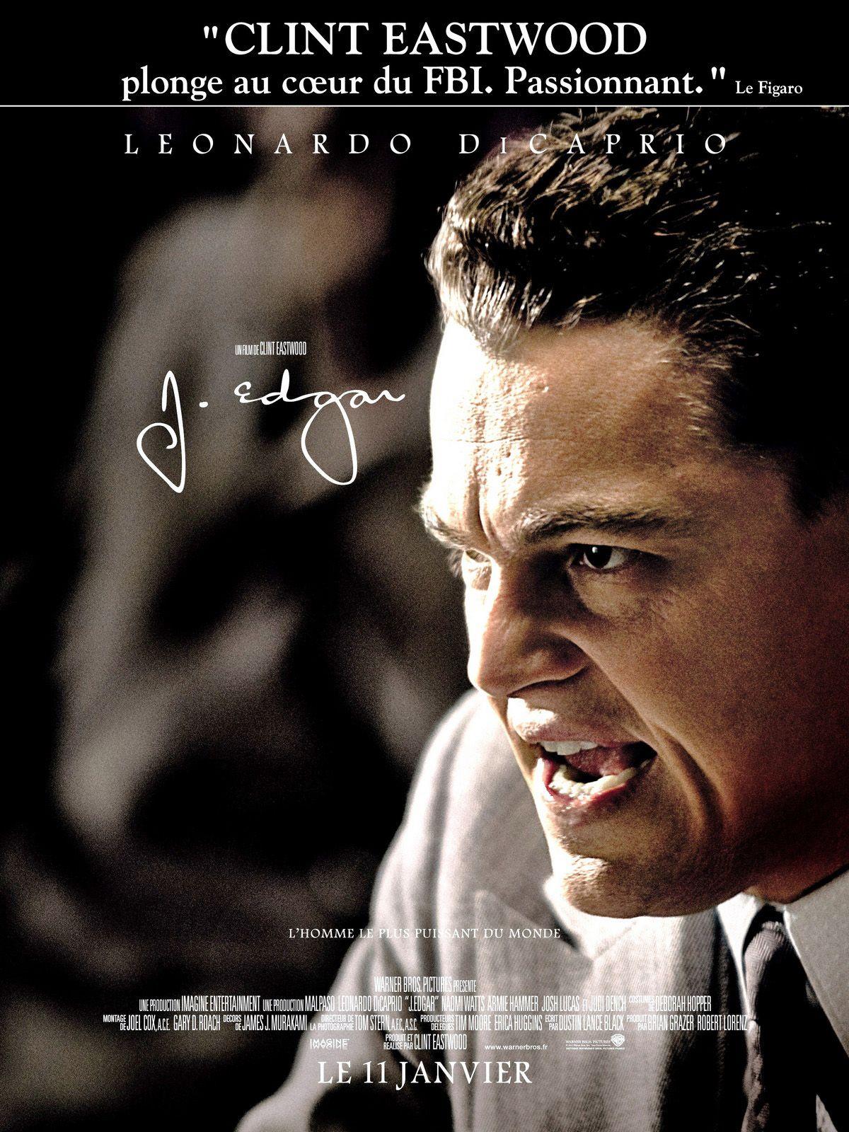 Affiches, posters et images de J. Edgar (2011) - SensCritique