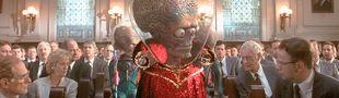 Cover Les meilleures comédies de science-fiction