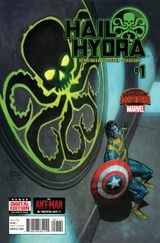 Couverture Hail Hydra (2015)