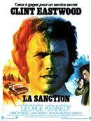 Affiche La Sanction
