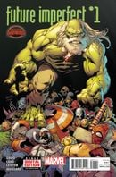 Couverture Future Imperfect (2015)