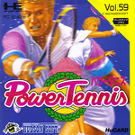 Jaquette Power Tennis