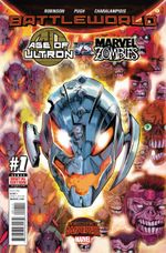 Couverture Age of Ultron Vs. Marvel Zombies (2015)