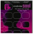 Pochette Midnite Soul: The Best Soul Songs for the Night