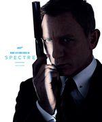 Couverture James Bond, dans les coulisses de SPECTRE