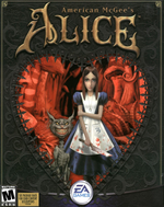 Jaquette American McGee's Alice
