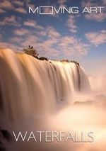 Affiche Moving Art: Waterfalls