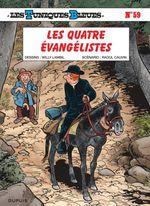 Couverture Les quatres évangélistes - Les Tuniques Bleus - tome 59