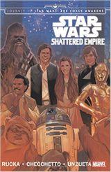 Couverture Star Wars : Les Ruines de l'Empire