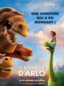Affiche Le Voyage d'Arlo
