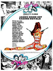 Affiche Casino Royale