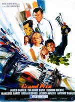 Affiche Grand Prix