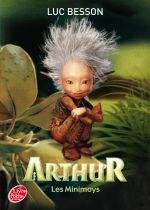 Couverture Arthur et les Minimoys - Arthur, tome 1
