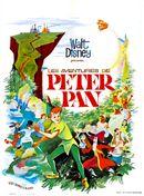 Affiche Peter Pan