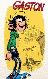 Affiche Gaston