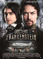 Affiche Docteur Frankenstein