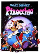 Affiche Pinocchio