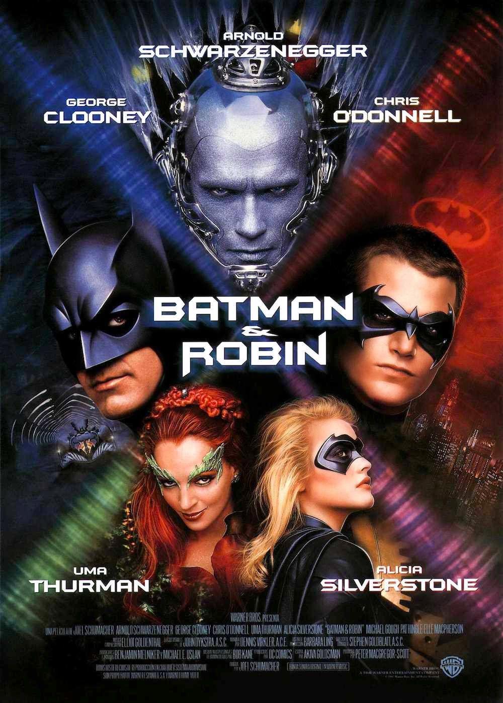 Batman films porno