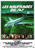 Affiche Les Naufragés du 747