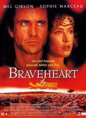 Affiche Braveheart